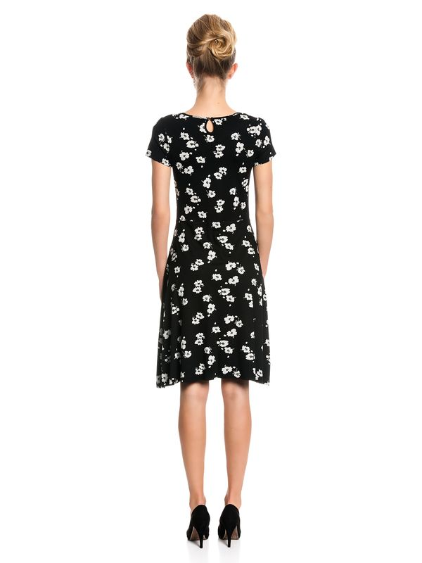 Vive Maria Chéri Noir Dress Kleid schwarz Allover-Print – Bild 3
