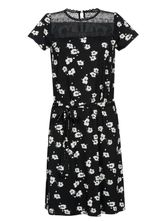 Vive Maria Été Noir Dress Kleid schwarz Allover-Print – Bild 0