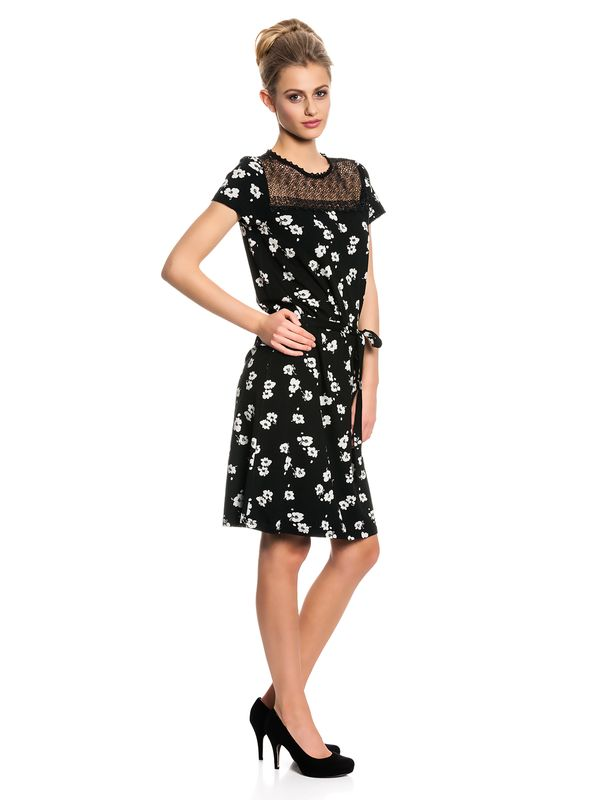 Vive Maria Été Noir Dress Kleid schwarz Allover-Print – Bild 2