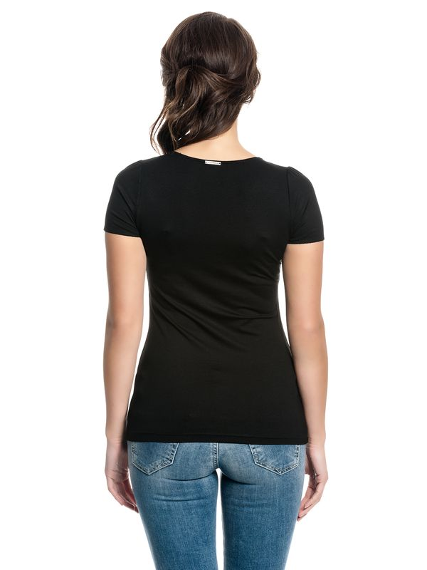 Vive Maria Été Noir Shirt black allover – Bild 3