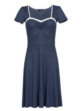 Vive Maria My Navy Dress Kleid marine Allover-Print – Bild 0