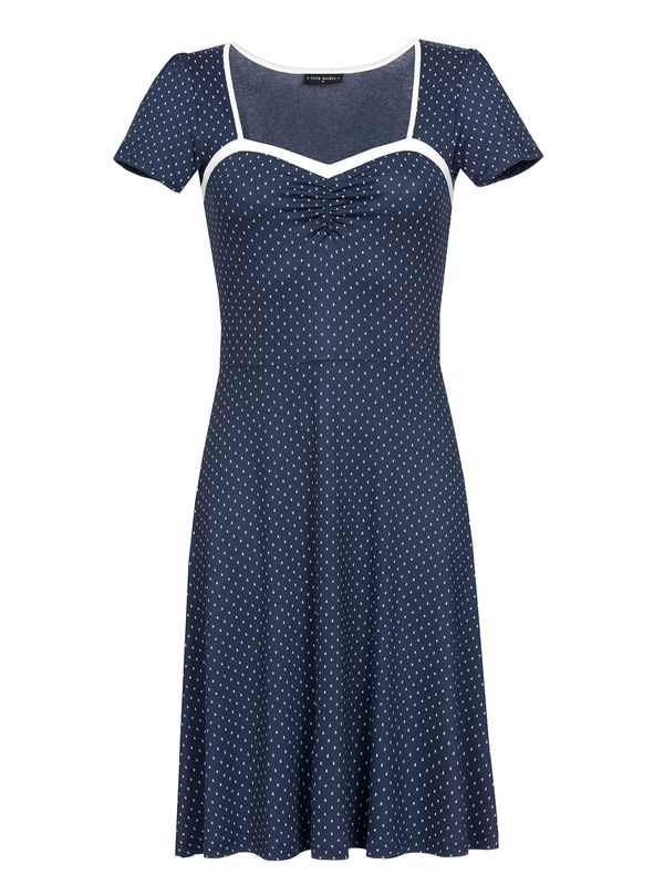 Vive Maria My Navy Dress navy allover – Bild 0