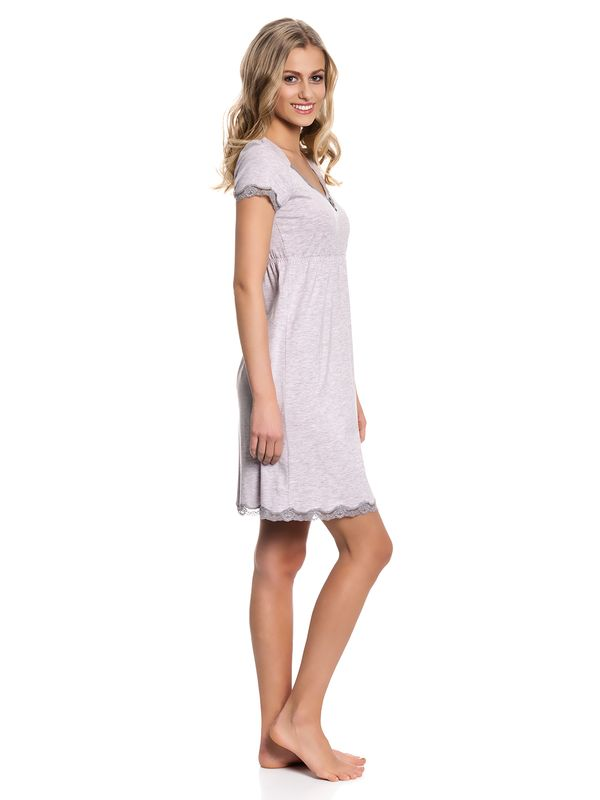 Vive Maria Tea Time Nightdress lightpink-melange – Bild 2