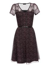 Vive Maria Floret Mesh Dress Kleid Allover-Print – Bild 0