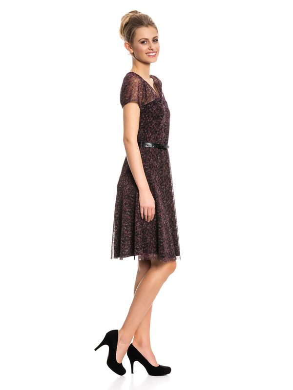 Vive Maria Floret Mesh Dress Kleid Allover-Print – Bild 2