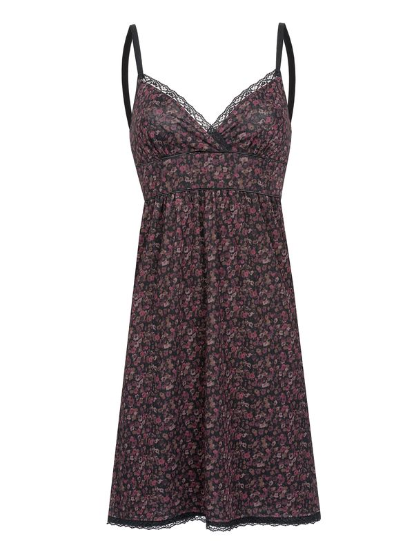 Vive Maria Floret Mesh Pinafore Dress Kleid Allover-Print – Bild 0