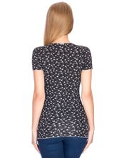 Vive Maria Daisy Shirt black allover – Bild 3