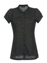 Vive Maria Montmatre Blouse black allover – Bild 0