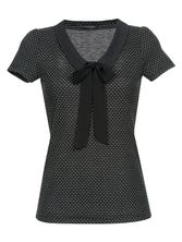 Vive Maria Madleine Shirt black allover – Bild 0