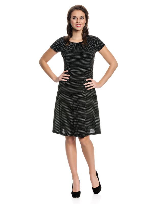 Vive Maria Montmatre Dress black allover – Bild 1