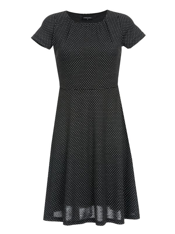 Vive Maria Montmatre Dress Kleid schwarz Allover-Print – Bild 0