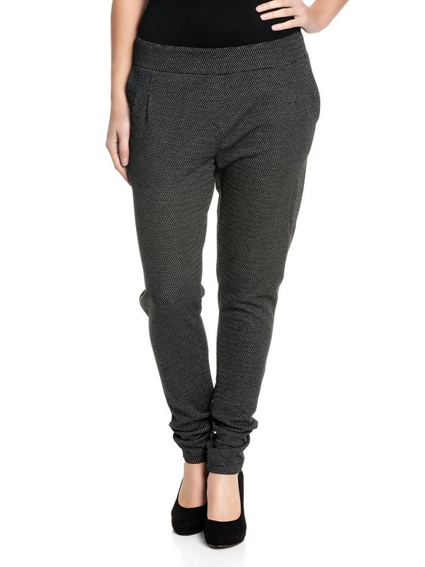 Vive Maria Paris Pants black allover – Bild 2