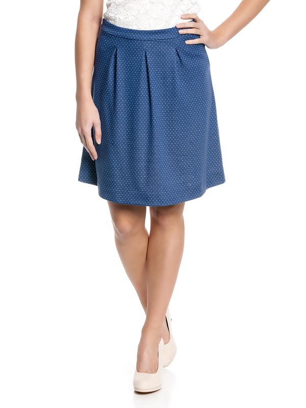 Vive Maria Charming Audrey Skirt blue allover – Bild 2