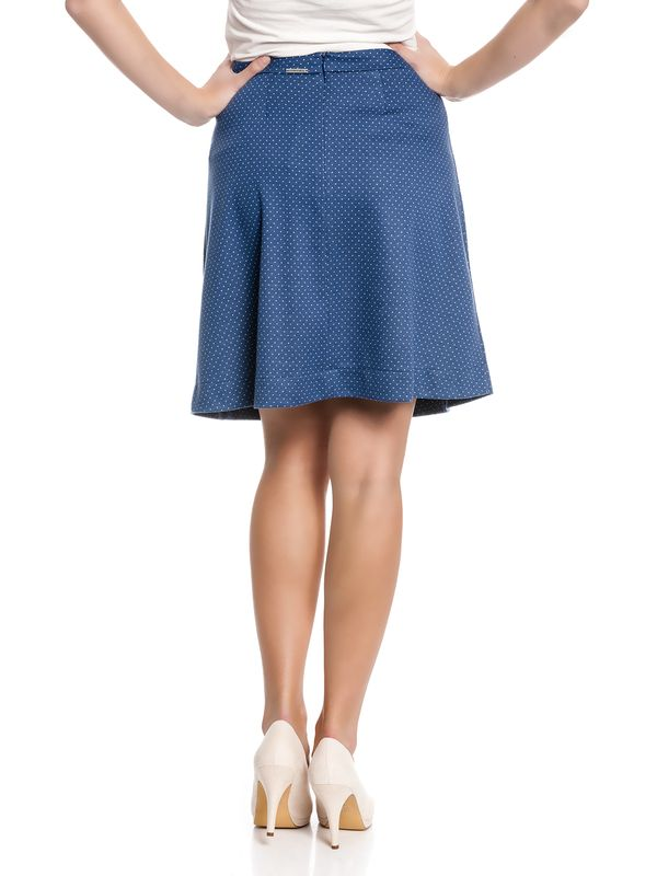 Vive Maria Charming Audrey Skirt blue allover – Bild 3
