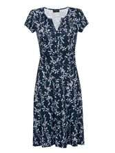 Vive Maria New In Town Dressing dunkelgrey Allover-Print – Bild 0