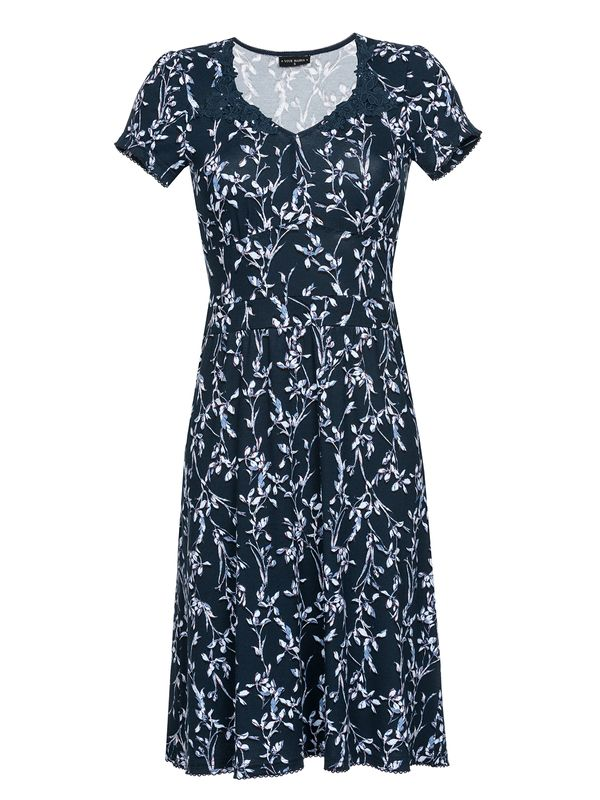 Vive Maria Central Park Dress dark grey allover – Bild 1