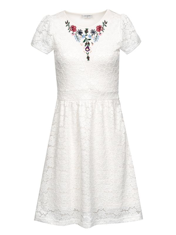 Vive Maria Bohemian Lace Dress white – Bild 0