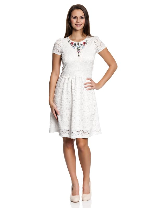 Vive Maria Bohemian Lace Dress white – Bild 1