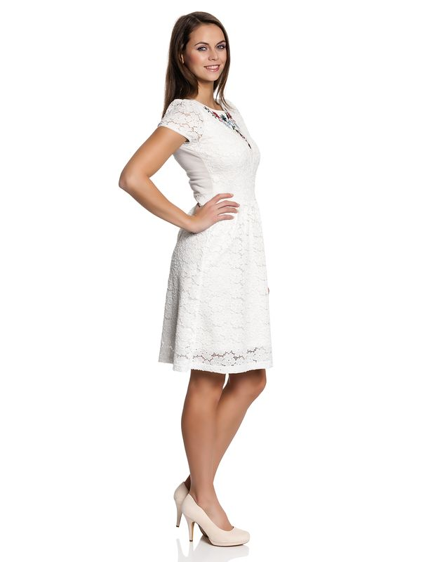 Vive Maria Bohemian Lace Dress white – Bild 2