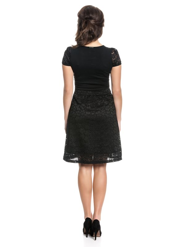 Vive Maria Bohemian Lace Dress black – Bild 3
