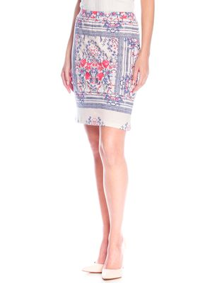 Vive Maria Bohemian Girl Skirt Rock beige Allover-Print – Bild 2