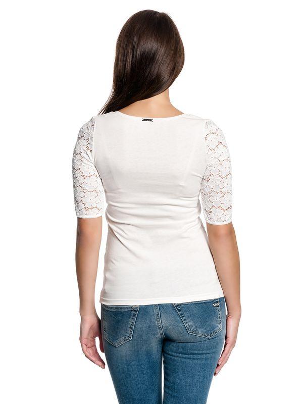 Vive Maria Romantic Lace Shirt white – Bild 3