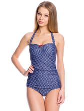 Vive Maria Blue See Swimsuit blue allover – Bild 1