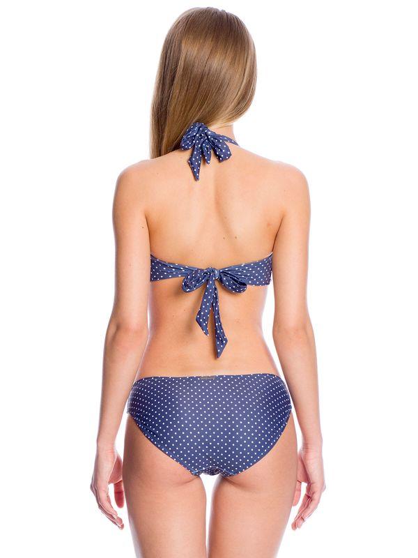 Vive Maria Blue See Bikini blau Allover-Print – Bild 3