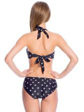 Vive Maria Sweet Swallow Bikini black allover – Bild 3