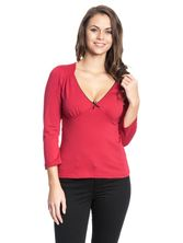 Vive Maria In Love 3/4 sleeve Shirt red – Bild 1