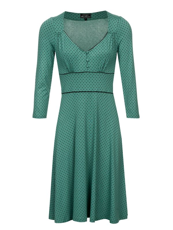 Vive Maria American Beauty 3/4 sleeve Dress green – Bild 1