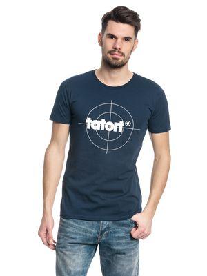 Tatort Classic Männer T-Shirt marine – Bild 1