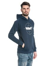 Tatort Classic Hooded Sweater navy – Bild 2