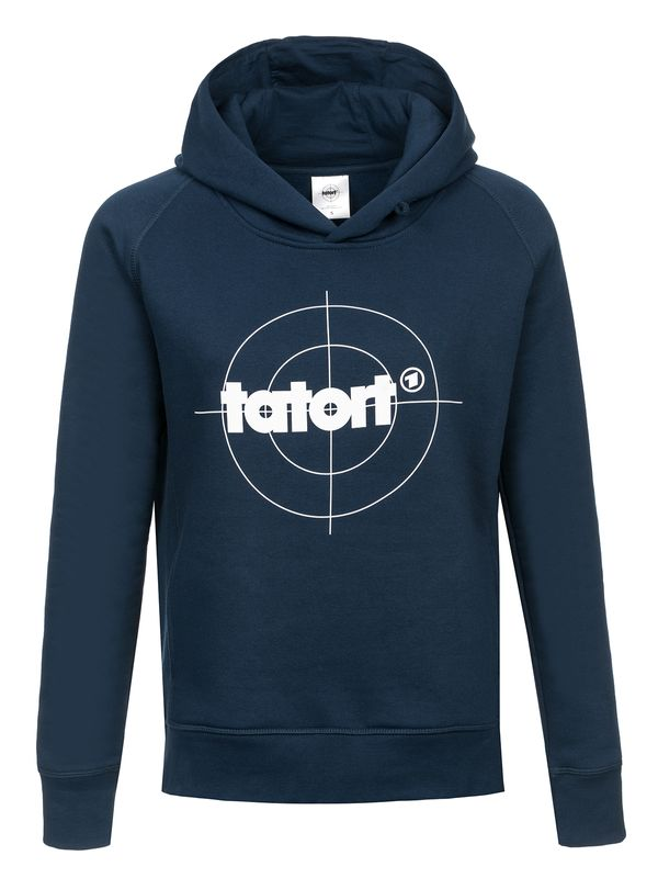 Tatort Classic Girl Hooded Sweater navy view