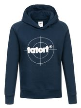 Tatort Classic Girl Hooded Sweater navy – Bild 0