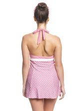Pussy Deluxe Dotties Triangle Swimsuit Women Lightpink – Bild 3
