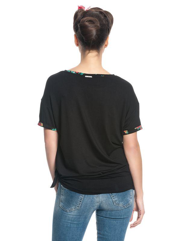 Pussy Deluxe Hawaii Basic Shirt black – Bild 3
