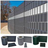 Zaunfolie - PVC Sichtschutz | Alle Varianten