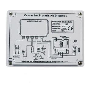 Dampfgenerator-Komplettset – Bild 2