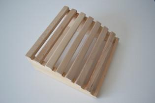 Sauna-Kopfkissen Nackenstütze – Bild 2