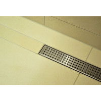 Duschrinne Quadrat 900 mm 001