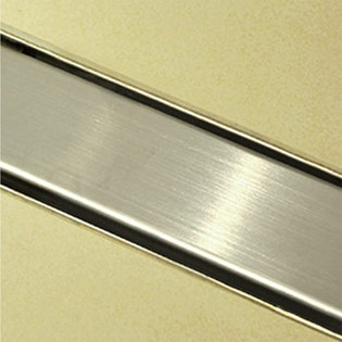 Duschrinne mit Randablauf 500 mm – Bild 2