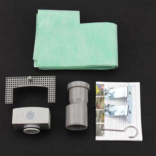 Duschrinne mit Randablauf 1000 mm – Bild 4