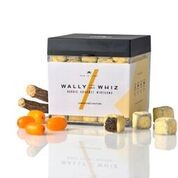 Wally and Whiz Weingummi Lakritz mit Sandorn 150g
