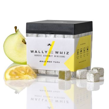 Wally and Whiz Weingummi Apfel mit Yuzu 150g