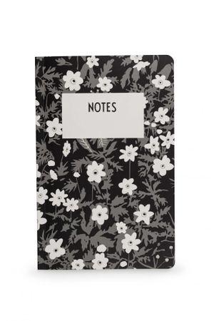 Vintage Flowers Notizbuch L Arne Jacobsen – Bild 1