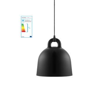 Bell Lampe S schwarz EU – Bild 1