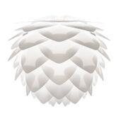 UMAGE Silvia Lampenschirm weiß 45 cm  – Bild 1