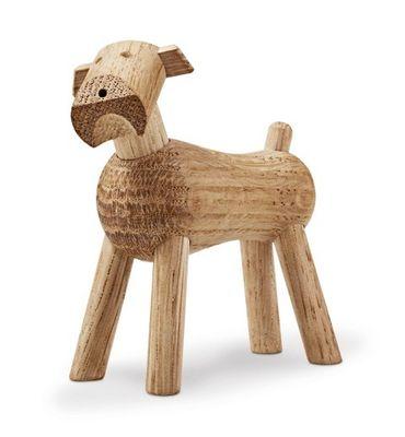 Hund Tim Kay Bojesen helles Holz – Bild 3