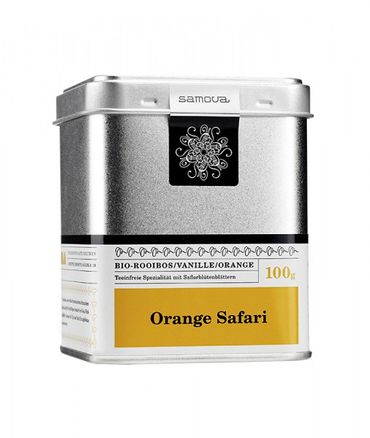 Orange Safari Dose 100g
